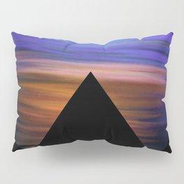 ESCAPE - Pyramids Silhouette Pillow Sham