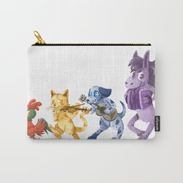 The Town Musicians of Bremen Carry-All Pouch