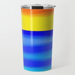 Beach Vibes Travel Mug