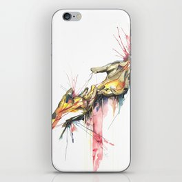 the greatest gift iPhone Skin