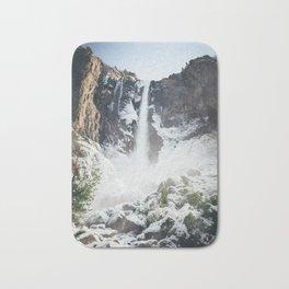 Yosemite Bridal Veil Falls Bath Mat