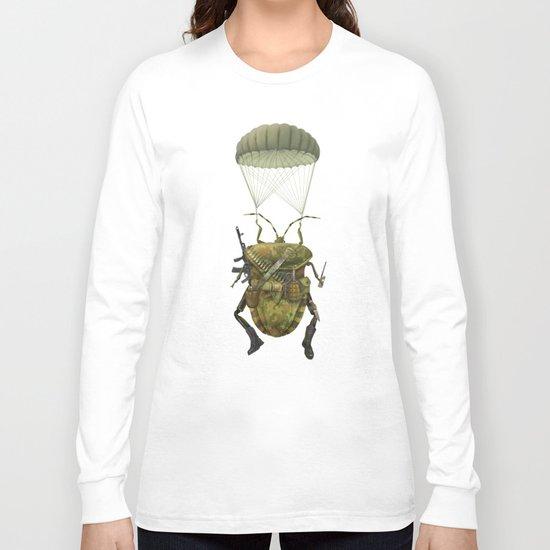 Military Long Sleeve T-shirt
