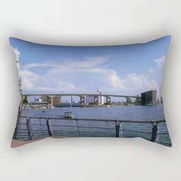 Canalside Rectangular Pillow