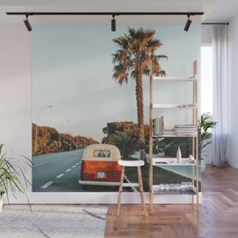 Summer Road Trip Wall Mural
