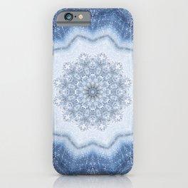 Agate Mandala iPhone Case