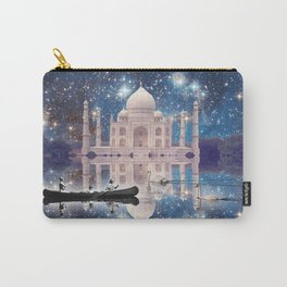 LAKE TAJ MAHAL II - STARRY SKIES Carry-All Pouch