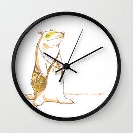 reska Wall Clock