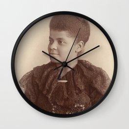 Ida B. Wells 1893 Wall Clock