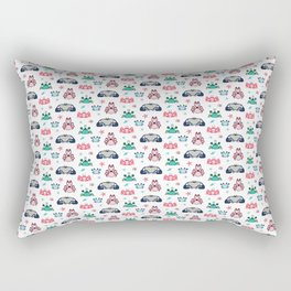 Crabs Pattern Rectangular Pillow