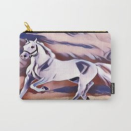 The American Paint Horse Carry-All Pouch