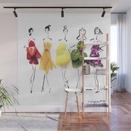 Edible Ensembles: Rainbow Wall Mural