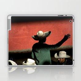 Charro greeting Laptop & iPad Skin