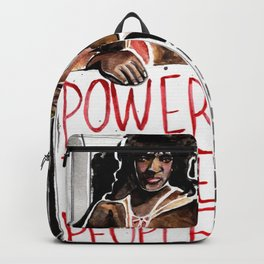 Marsha P. Johnson - POWER TO THE PEOPLE Backpack