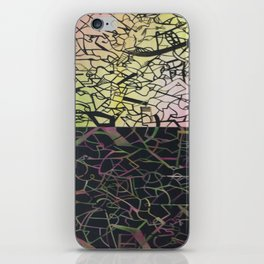 Chaotic Compulsion  iPhone Skin
