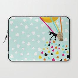 Keep spreading the love Laptop Sleeve