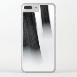 In the Bleak Midwinter Clear iPhone Case