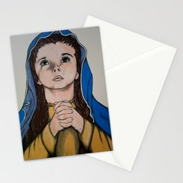 The Holy Child Mary Stationery Cards