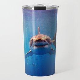 Great White Shark-5 Travel Mug