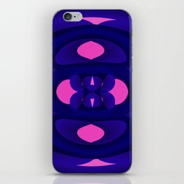 Pink Life Multiply iPhone Skin