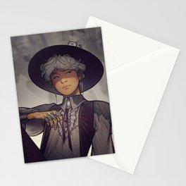 Witch Yoongi Stationery Cards