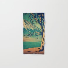Late Hues at Hinsei Hand & Bath Towel