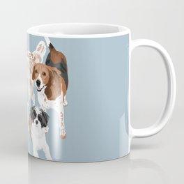 Barclay, Rhett, Ozzie and Gus Coffee Mug