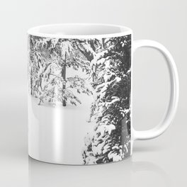 Winter Photography | Snowy Day Coffee Mug