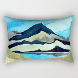 Tama Lakes Rectangular Pillow