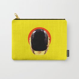 Daft Low Poly Punk Carry-All Pouch
