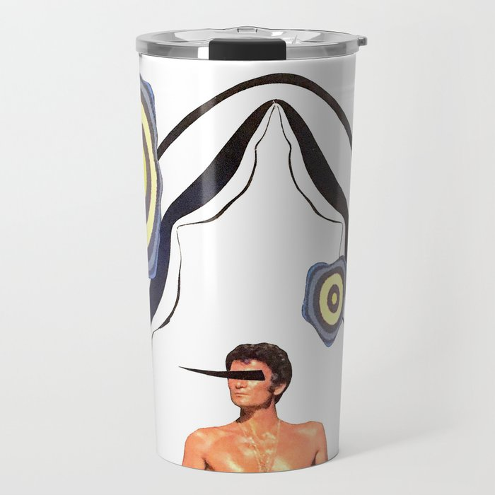 "Men Were Deceivers Ever - A ""Tribute"" to 45 Travel Mug"