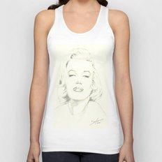 Marilyn Monroe Unisex Tank Top
