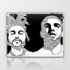 Weekend Drake Laptop & iPad Skin