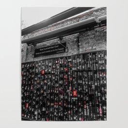 Brugge Beer Wall Poster