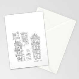 San Francisco! Stationery Cards