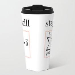 Static mug Travel Mug