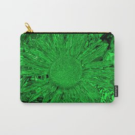 a bunch of greeny Carry-All Pouch