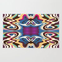 trip Area & Throw Rugs featuring Trip by Cs025