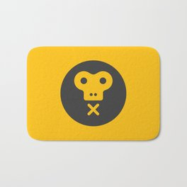 The Monkeys Order Bath Mat