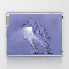 thee Enlightened: Intro Laptop & iPad Skin