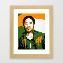 Lenny Kravitz Framed Art Print