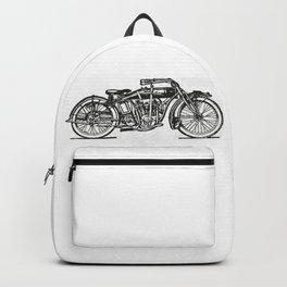 Motorcycle 2 Backpack