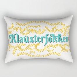 Klausterfokken  Rectangular Pillow