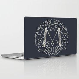 """M""ONOGRAM Laptop & iPad Skin"