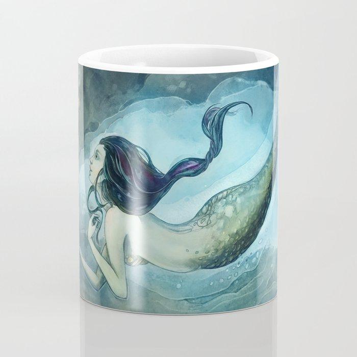 mermaid treasure Coffee Mug