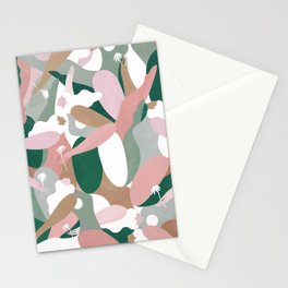 Depiction Of Self Love (emerald) Stationery Cards