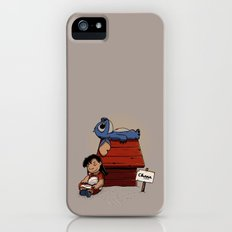 Lilo & Stitch iPhone SE Slim Case