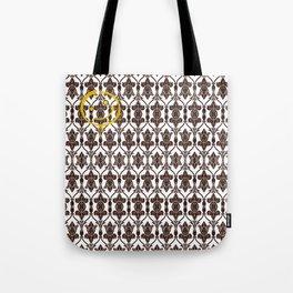 SHERLOCK HOLMES WALLPAPER Tote Bag