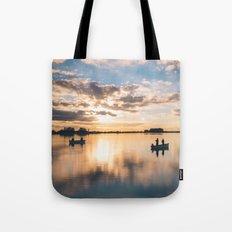 Fishing buddies Tote Bag