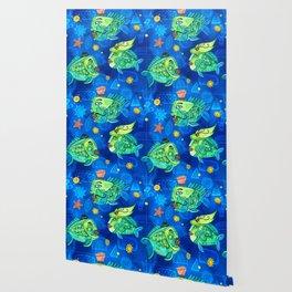 Fishes Aristocrats Wallpaper
