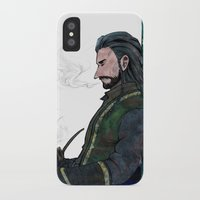 thorin iPhone & iPod Cases featuring Thorin by NON6